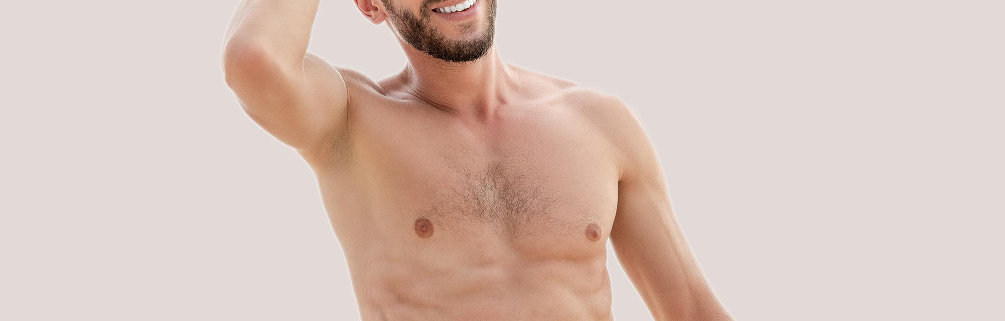 Gynäkomastie, Männliche Brust | Die Plastischen Chirurginnen Tirol