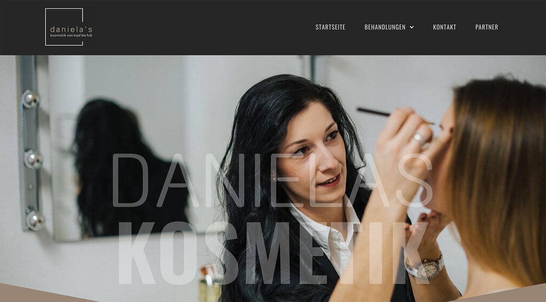 daniela's kosmetik von kopf bis fuß, Website | Die Plastischen Chirurginnen Tirol