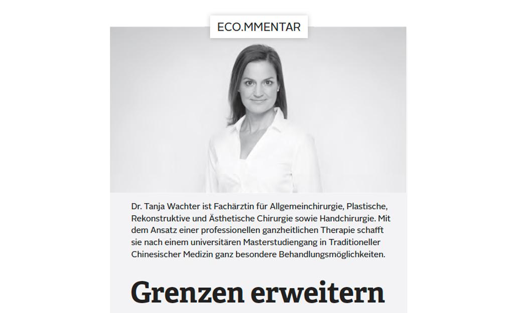 TCM & Plastische Chirurgie I Die Plastischen Chirurginnen Tirol